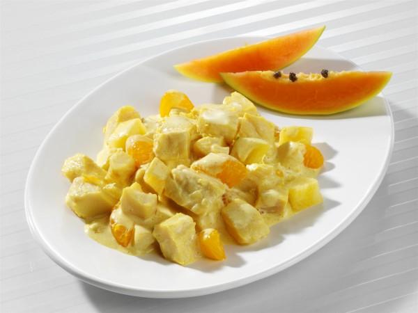 Geflügel-Salat Bombay