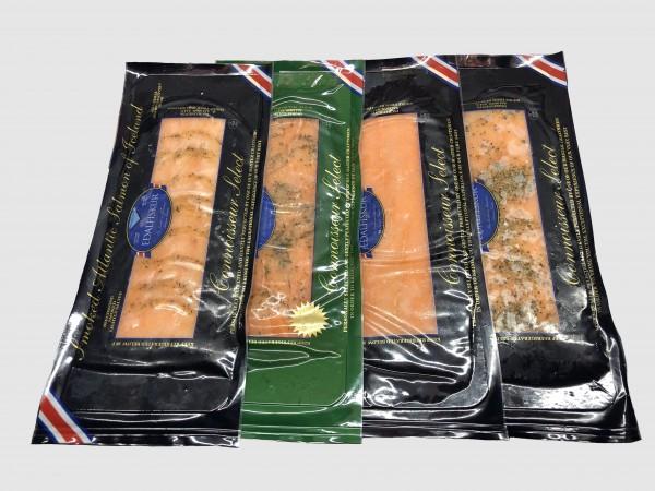 Probierpaket Isländischer Wildlachs