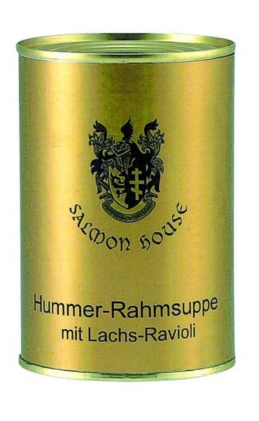 Hummer-Rahmsuppe